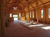 Parish Hall Interior